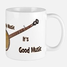 Cute Bluegrass music Mug