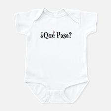 Que Pasa Infant Bodysuit