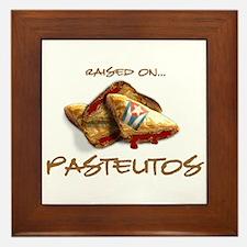 Raised on... Pastelitos Framed Tile