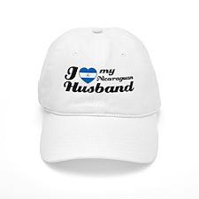 I love my Nicaraguan Husband Baseball Cap