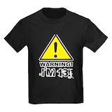 13th birthday Kids T-shirts (Dark)