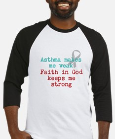 Faith In God Baseball Jersey