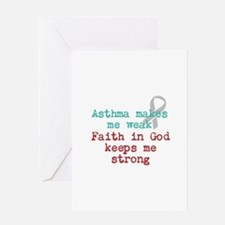 Faith In God Greeting Card