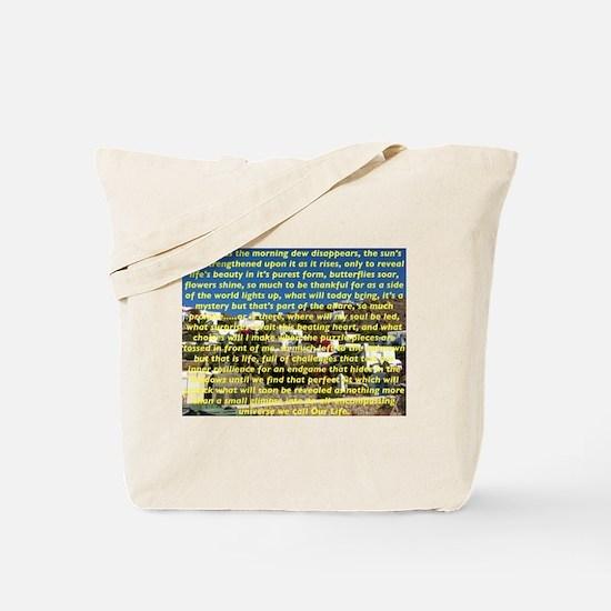 Big Puzzle of Life Tote Bag