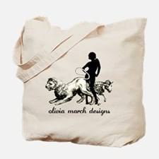 March Woman Tote Bag