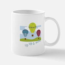 Up Up and Away Balloon Mugs