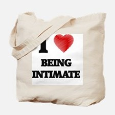 intimate Tote Bag