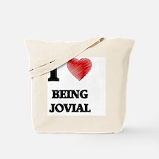 jovial Tote Bag