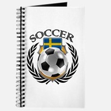 Sweden Soccer Fan Journal
