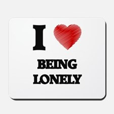 lonely Mousepad
