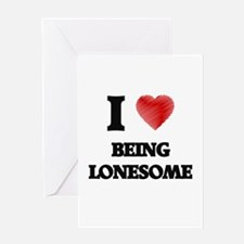 lonesome Greeting Cards