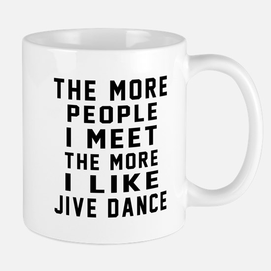 I Like Jive Dance Mug