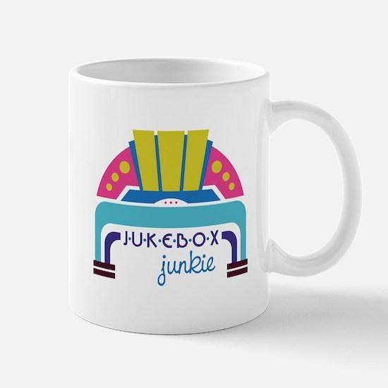 Jukebox Junkie Mugs