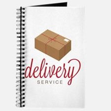 Delivery Service Journal