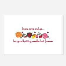 Good Knitting Postcards (Package of 8)