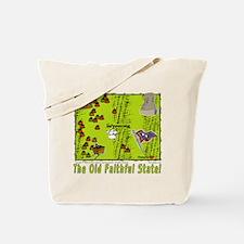 WY-Old Faithful! Tote Bag
