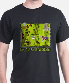 WY-Old Faithful! T-Shirt