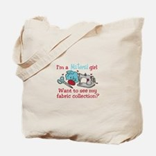 Fabric Collection Tote Bag
