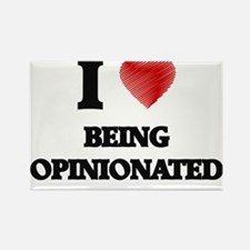 being opinionated Magnets