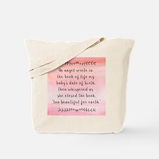 Unique Remembrance Tote Bag