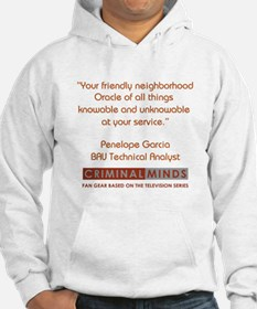 YOUR FRIENDLY... Hoodie