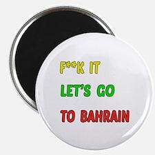 Let's go to Bahrain Magnet