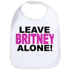 Leave Britney Alone! Bib