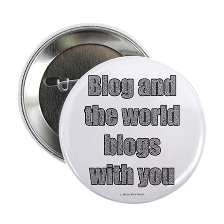 "Blogger 2.25"" Button (10 pack)"