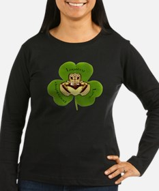 Cute St patricks day 21st birthday T-Shirt