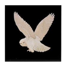 HEDWIG THE OWL Tile Coaster