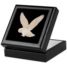 HEDWIG THE OWL Keepsake Box