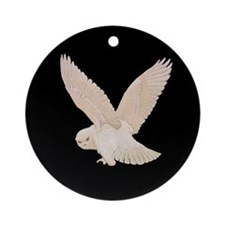 HEDWIG THE OWL Ornament (Round)