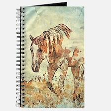 Art Stuio 12216 Horse Journal