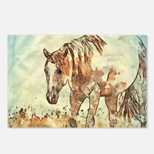 Art Stuio 12216 Horse Postcards (Package of 8)
