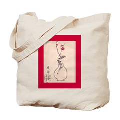 Chinese Painting Tote Bag