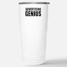 Advertising Genius Travel Mug