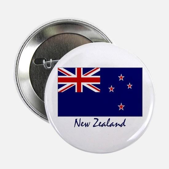 New Zealand Flag Button