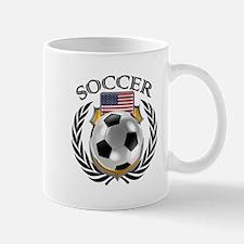 USA Soccer Fan Mugs
