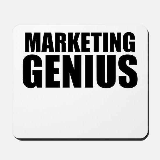 Marketing Genius Mousepad