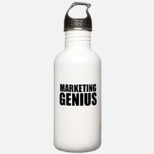 Marketing Genius Water Bottle