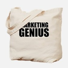 Marketing Genius Tote Bag