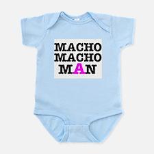MACHO - MACH - MAN! Body Suit
