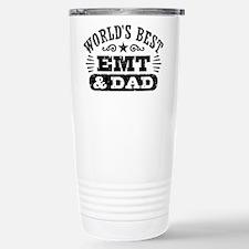 World's Best EMT And Da Stainless Steel Travel Mug