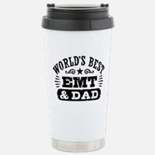 World's Best EMT And Da Travel Mug
