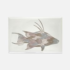 Cindy's Camo Hogfish Magnets