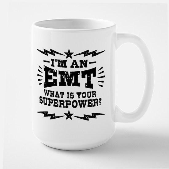 Funny EMT Large Mug