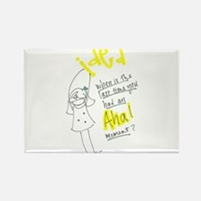 Cute Moment Rectangle Magnet (10 pack)