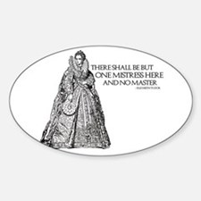 Cute Elizabeth tudor Decal