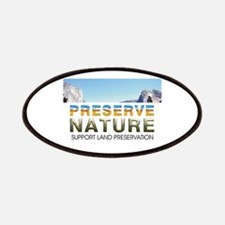 Preserve Nature Patch