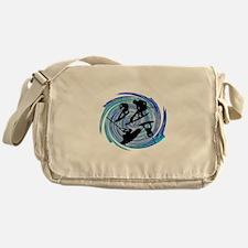 WAKEOBARDING Messenger Bag